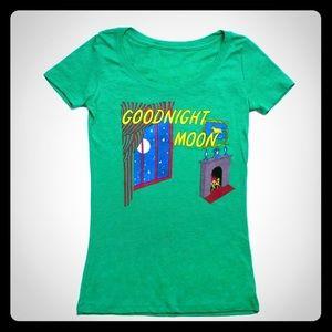 NWOT Goodnight Moon Shirt